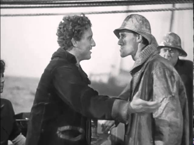 Captains Courageous Official Trailer #1 - Spencer Tracy Movie (1937) HD