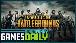New PUBG Map Details - Kinda Funny Games Daily 12.06.17