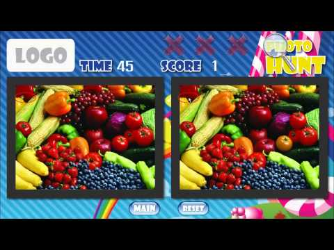 PHOTO HUNT เกมจับผิดภาพ เกมส์ทัชสกรีนให้เข่า 084-658-2444 K.โจ
