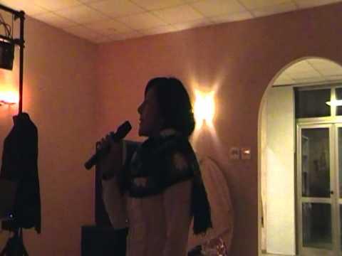 Capodanno 2011 III° Classificata Gara Karaoke Franca