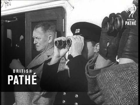 SS Orsova Sea Trials (1954)