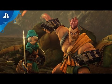 DRAGON QUEST HEROES II - Meet the Heroes Part IV: Carver & Terry | PS4