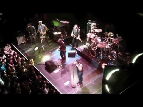 D'Angelo - Sugah Daddy (NEW SINGLE) [HD] Live Amsterdam/Paradiso