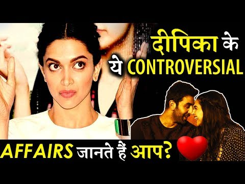 Before Dating Ranveer Singh, Deepika Padukone Had These Affairs