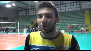 20-11-2016: Damiano Catania, dallo scudetto con la Puglia all'esordio in A2