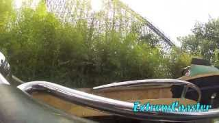 LADY MOON - On Ride - POV - Heide Park 2013 - (HD)