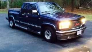 Chevy Silverado 93