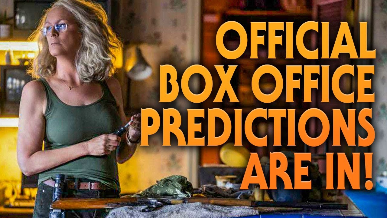 Halloween (2018) Official Box Office Predictions Are In | Record Breaking Opening Weekend?