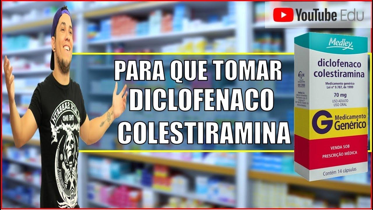 Efeitos diclofenaco lipoderme de em colaterais 10