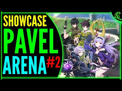 Pavel Arena Showcase #2! (+15 313% CDMG 4345 ATK) Epic Seven PVP Epic 7 Gameplay E7 [2X Lots C.Dom]