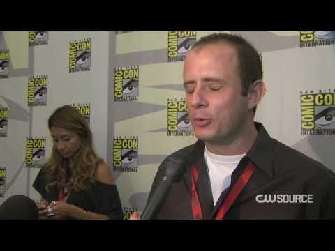 Supernatural 5  Eric Kripke  Comic Con 09