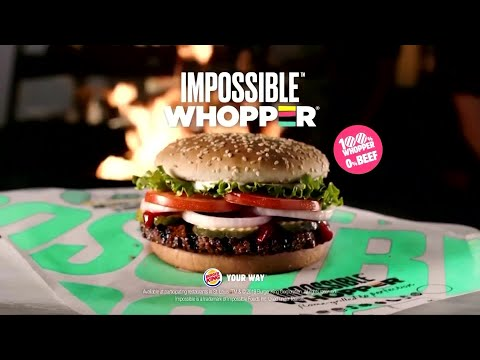 Heath West - Burger King Begins Selling The Meatless Impossible Whopper