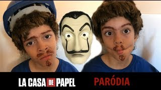 Baixar LA CASA DE PAPEL (PARÓDIA)