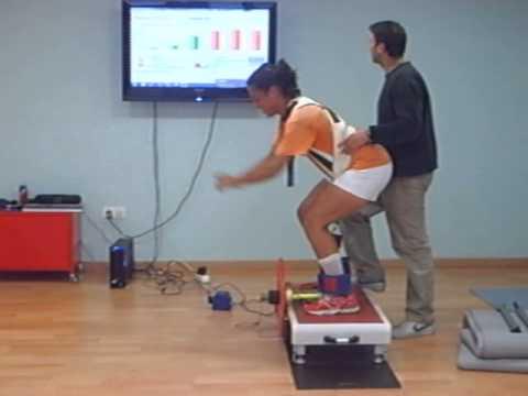 Yoyo squat y feedback con smartcoach