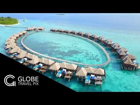 Coco Bodu Hithi , Maldives - Drone View HD: Globe Travel Pix