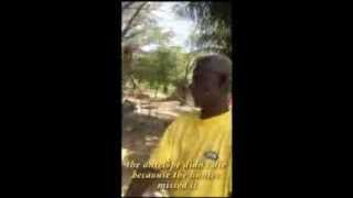 RICH HISTORY OF LAKE BOSOMTWE IN GHANA ASHANTI REGION 2.flv