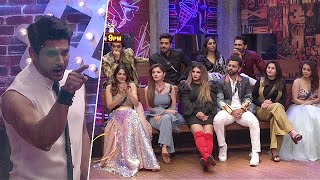 Sidharth Shukla Grills Bigg Boss 14 Contestants
