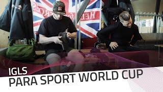 Igls | Eierdam takes honours in Austria | IBSF Para-sport Official