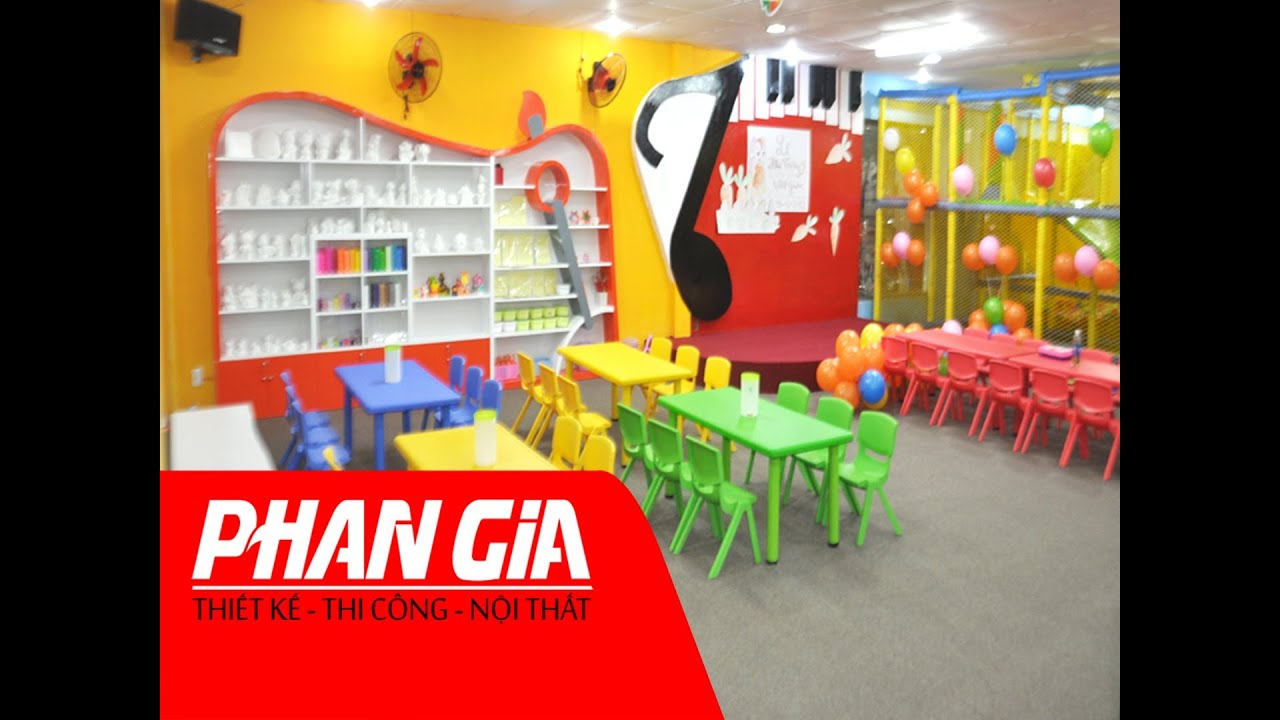 Thiết kế – Thi công Khu vui chơi trẻ em, playland, đồ chơi trong nhà, ngoài trời