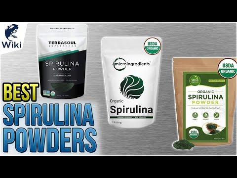 10 Best Spirulina Powders 2018