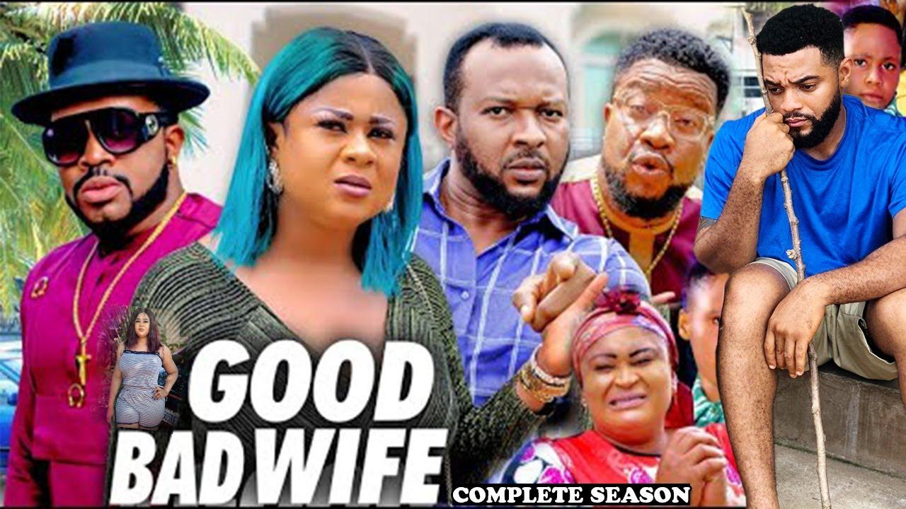 Download GOOD BAD WIFE COMPLETE SEASON (New Movie) UJU OKOLI 2021 Latest Nigerian Nollywood Movie 720p