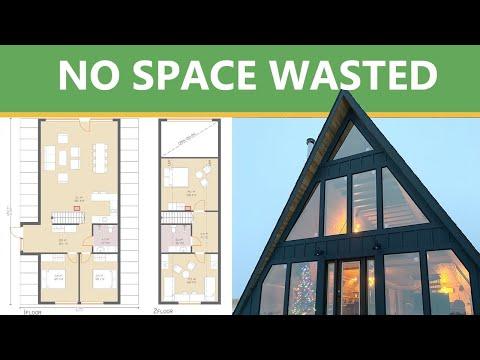 A-frame Floor Plans - Avrame Kit Homes