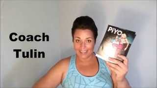PIYO tips tools for plus size women - weight loss