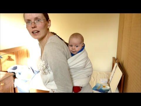 8 Wochen nach der Geburt