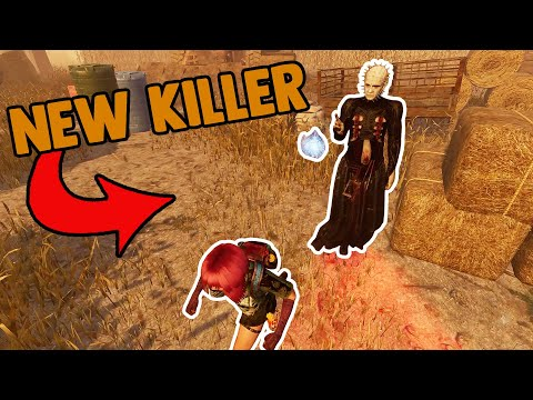 Looping The New Killer Pinhead - Dead by Daylight