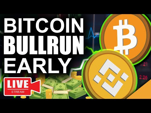 Bitcoin Bull Run EARLY: Confirmed (#1 Top BTC Bullish Indicator)