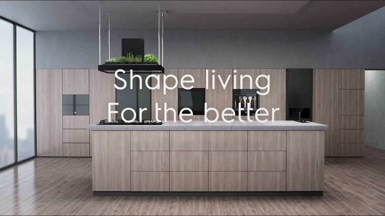 The Future Kitchen Presented At EuroCucina 2018