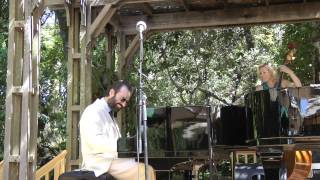JAZZ MEETS THE CLASSICS: ROSSANO SPORTIELLO / NICKI PARROTT at FILOLI (July 29, 2012)