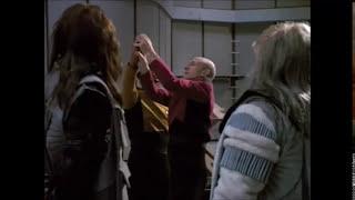Star Trek TNG Data Saves the Day