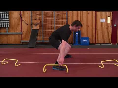 Matt Graham and Adam Lambert ramp up training for Winter Olympics