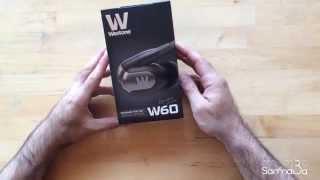 Westone W60 Headphones Un boxing
