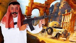 מלחמה במדבר!