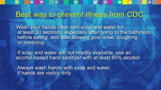 COVID-19: Ways to prevent illness