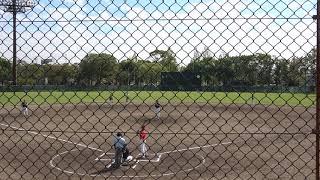 八ツ草球場 新日本スポーツ連盟 軟式野球.