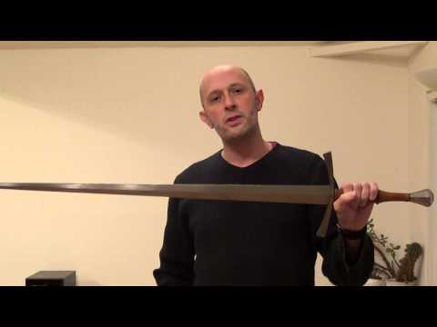 Medieval and other swords' sharpness and edges