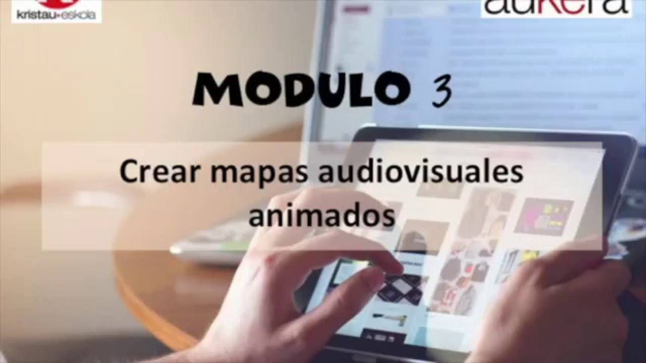 VIDEO: Crear mapas visuales animados