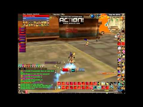 Runes of Magic; PewPewKittens vs Aurora; 10-15-2014