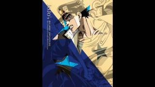 OST Stardust Crusaders [World] Track 05 - Throwing