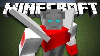 РОБОТЫ УЖЕ ЗДЕСЬ Minecraft Обзор Мода
