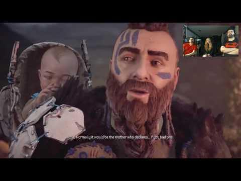 Angry Joe plays Horizon Zero Dawn part 1