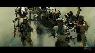 Transformers HD Clash of the titans (Immediate music).wmv