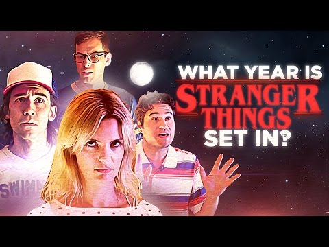 What Year is 'Stranger Things' Set in?