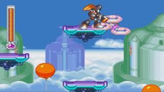 Mega Man & Bass ( Türkçe ) bölüm 8: Tengu Man