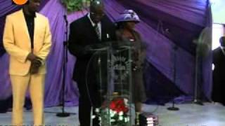 DIVINE INCREASE ASSEMBLY ORDINATION SERVICE 2011