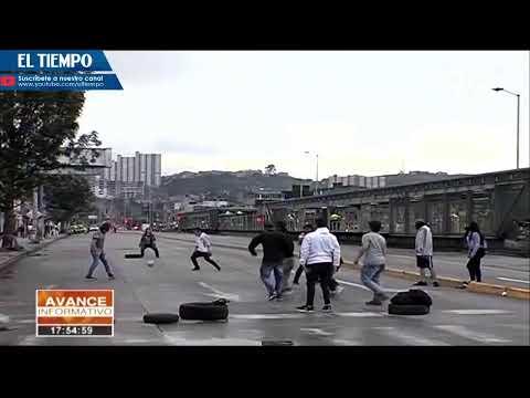 El Tiempo en vivo: Así avanzan las manifestaciones en la ciudad
