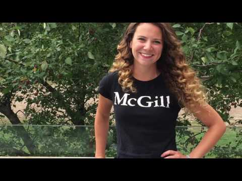 McGill Tour Guides 2016